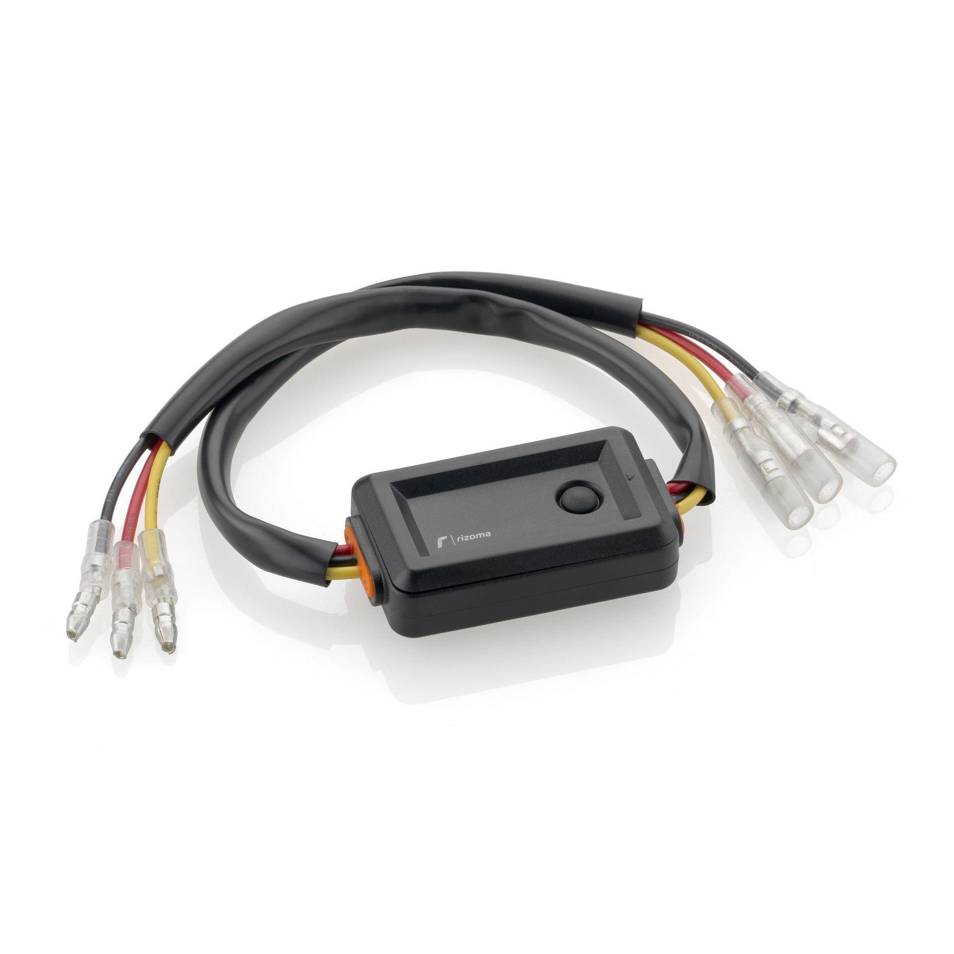 Dynamic brake light sensor